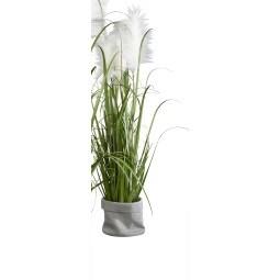 Kunstpflanze Head-Onion-Gras MEERESBRISE 95 cm