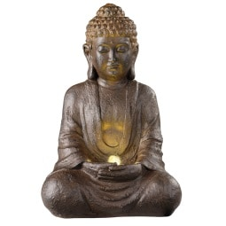 Indoor /Outdoor Brunnen BUDDHA 61 cm