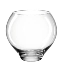LEONARDO Windlicht MILANO 26,6 cm Glas