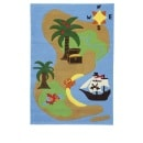 arte espina Kinderteppich JOY PIRATEN 110 x 160 Bild 1
