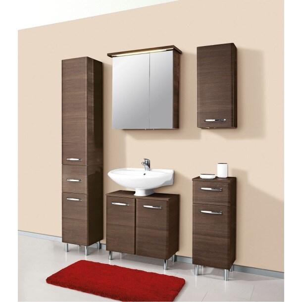 masano waschbeckenunterschrank weser mokka struktur ca 60 x 53 x 33 cm porta. Black Bedroom Furniture Sets. Home Design Ideas