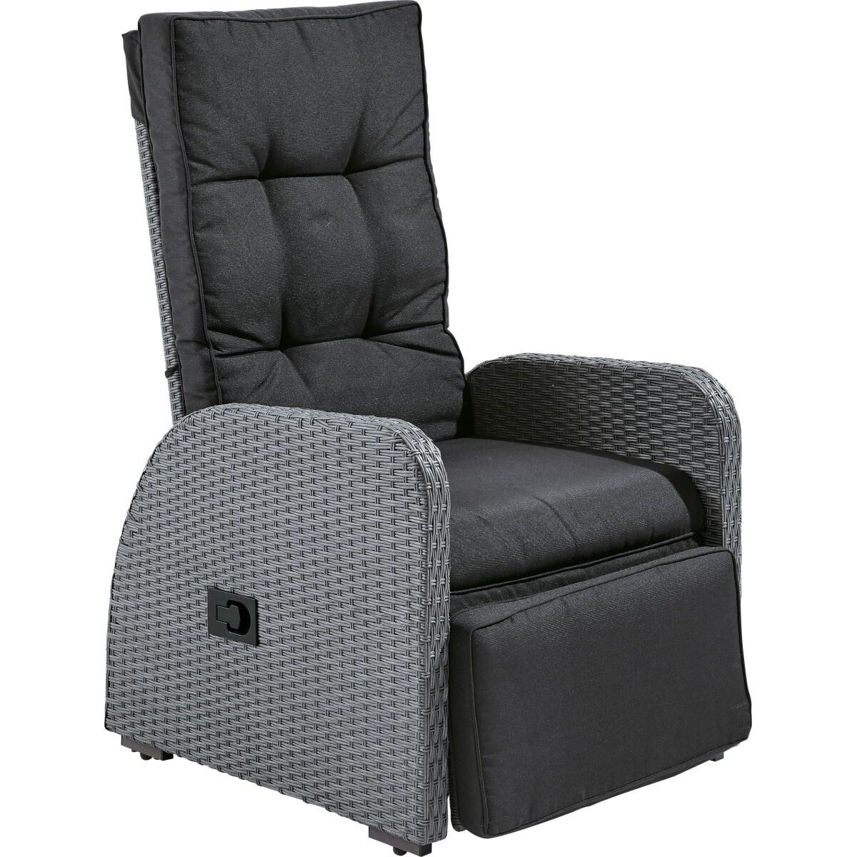 verstellbarer sessel padua mit fu teil porta null. Black Bedroom Furniture Sets. Home Design Ideas