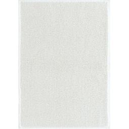 Badteppich-Serie CARLOTTA Bidetvorlage 55 x 65 cm in Weiß