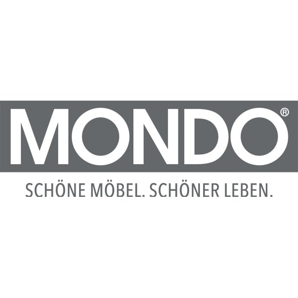 MONDO Barhocker AMATI Lederlook braun Bild 2