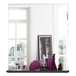 CASAVANTI Spiegel 60 x 71 x 20 cm NB/Spiegelglas/grau