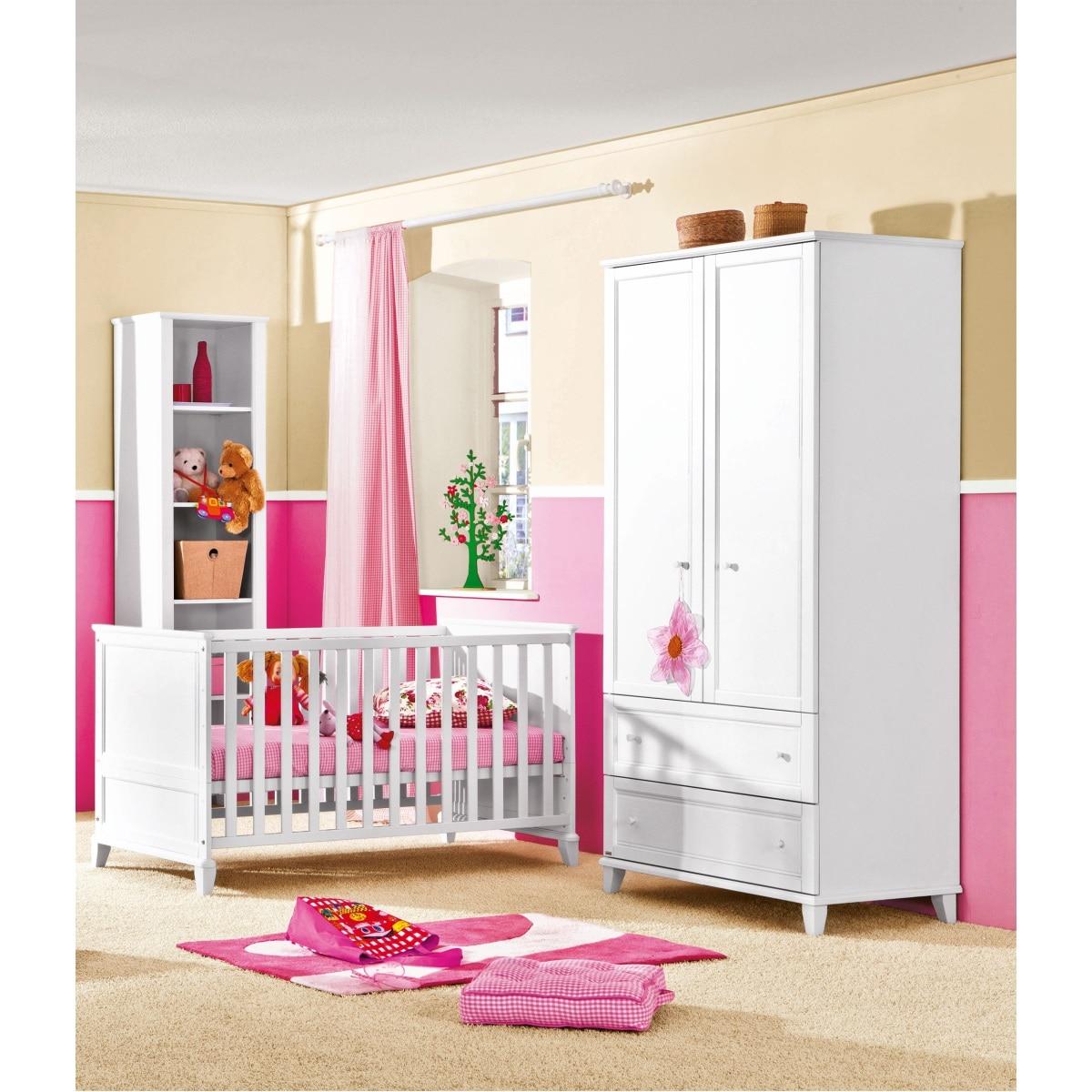 Kinderbett In Icy White Ca 70 X 140 Cm Porta Null