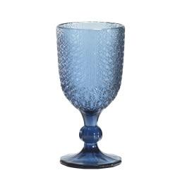 casaNOVA Trinkglas CELEBRATE 6er Set blau