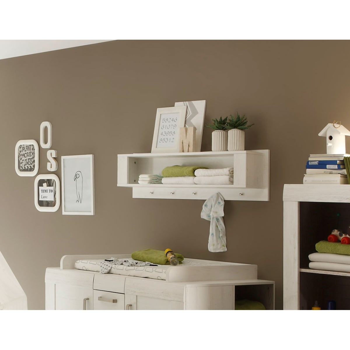 wandboard in wei porta m bel online kaufen. Black Bedroom Furniture Sets. Home Design Ideas