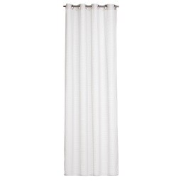 GÖZZE WILLOW Ösenschal 140 x 245 cm in Weiß