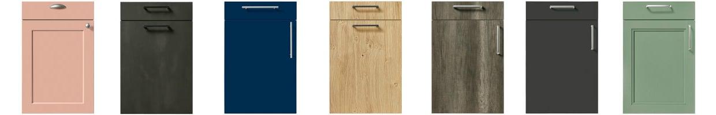 Küchenfronten Küchenschranktüren Porta Möbel Küchenwelt