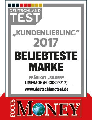 beliebteste Marke 2017