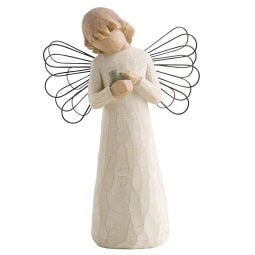 WILLOW TREE by enesco Dekofigur ENGEL DER HEILUNG Angel Collection