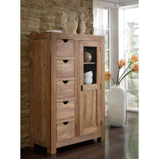 moderner brotschrank yoga porta. Black Bedroom Furniture Sets. Home Design Ideas
