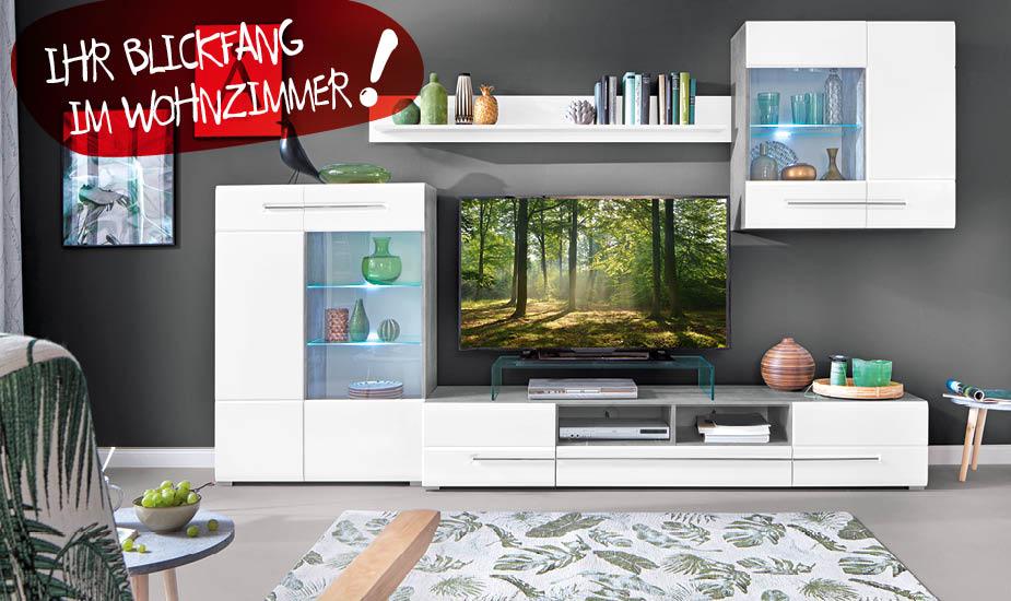 Wohnwände Online Kaufen Modern Porta Online Shop