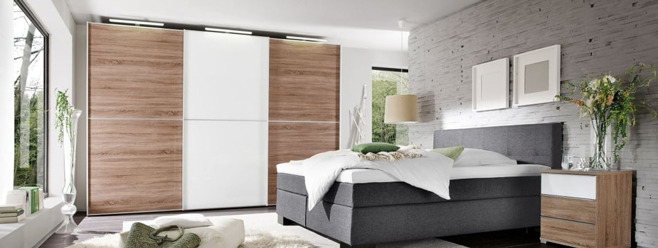 schr nke gro e auswahl wohntrends porta. Black Bedroom Furniture Sets. Home Design Ideas