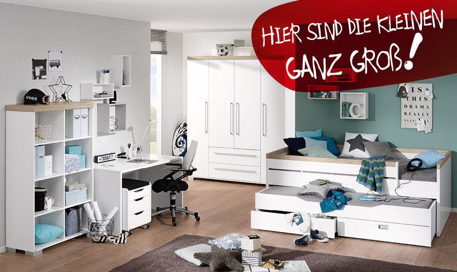 Möbel Für Kinder Jugendzimmer Online Kaufen Porta Shop