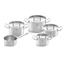 Fissler Topset PURE PRO COLLECTION 5-teilig