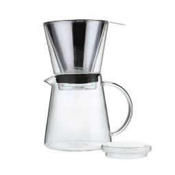 ZASSENHAUS Kaffeezubereiter / Kaffeebereiter COFFEE DRIP 3 teilig