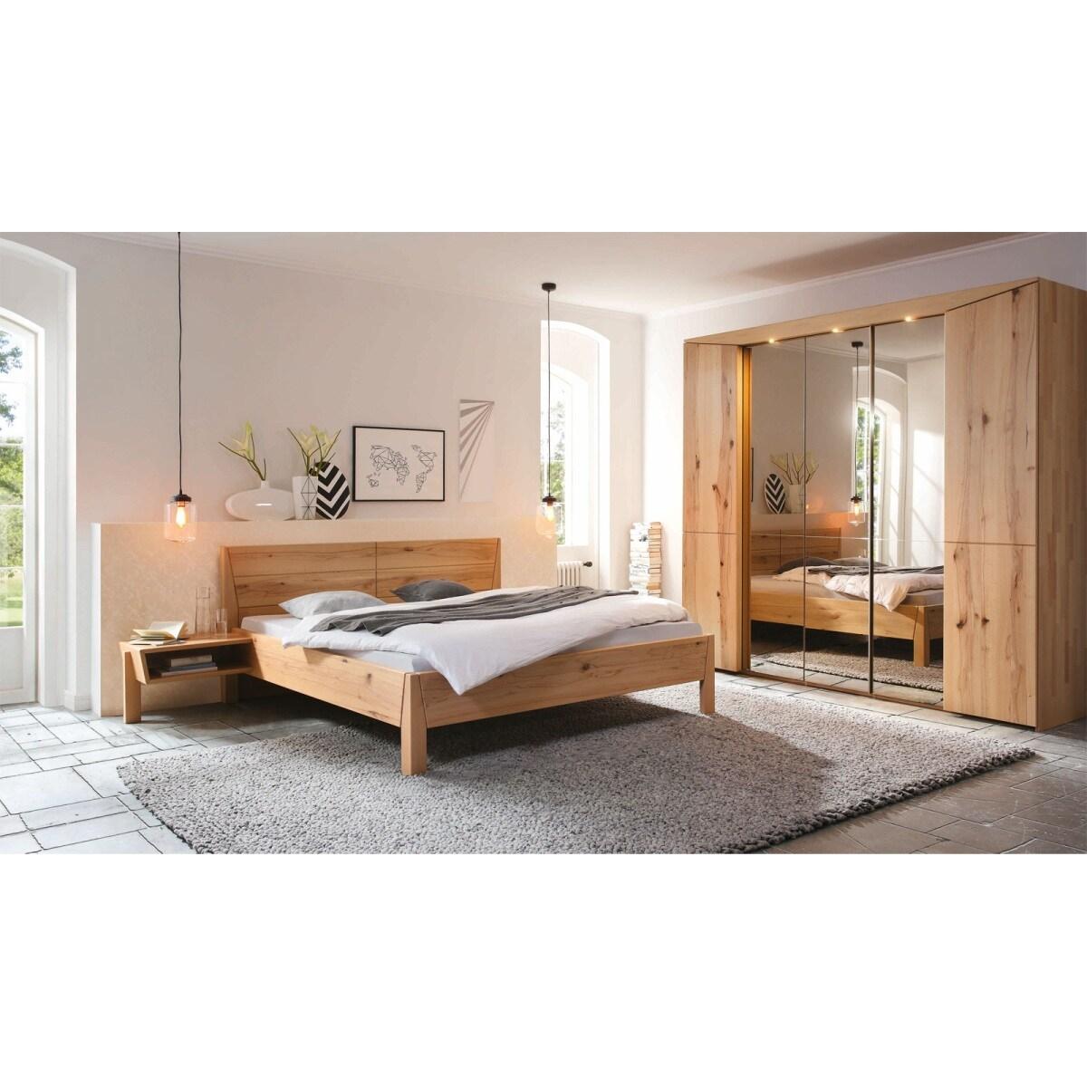 Bettanlage kernbuche ge lt ca 180 x 200 cm porta for Schlafcouch 180 x 200