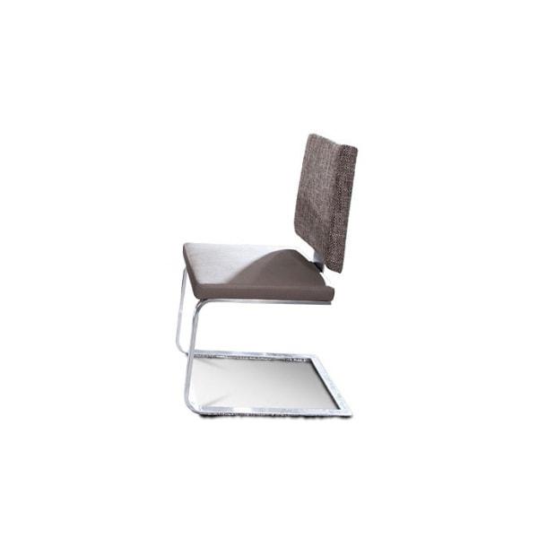 mondo stuhl cream bezug braun ca 45 x 96 x 60 cm porta. Black Bedroom Furniture Sets. Home Design Ideas