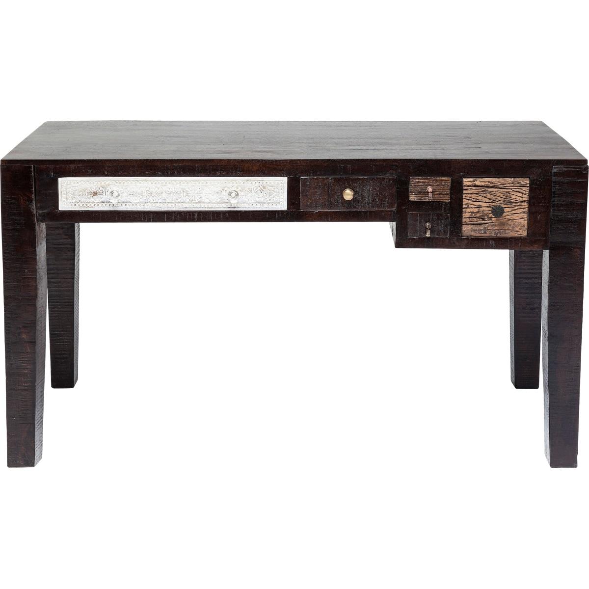 Kare design schreibtisch finca ca 135 x 78 x 60 cm porta for Schreibtisch 200 x 60
