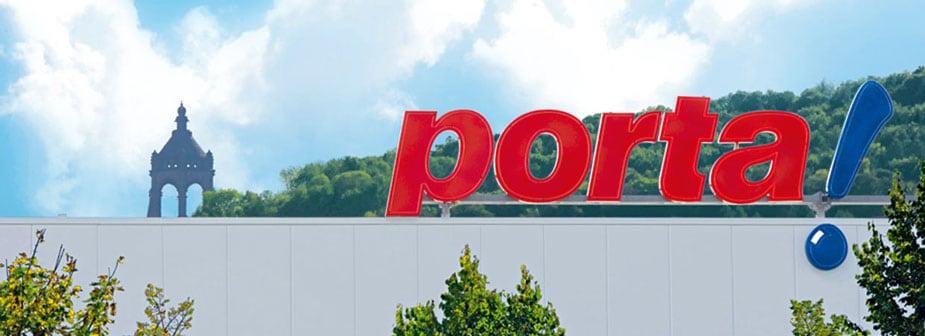 Geschichte Der Unternehmensgruppe Porta