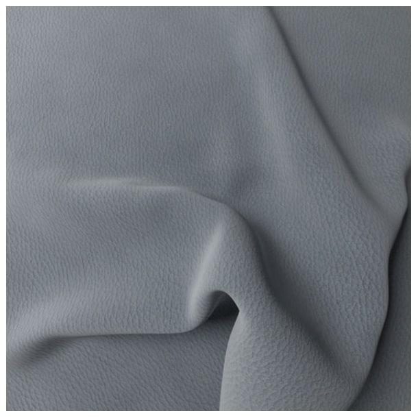 com4lux sofa garnitur 2 teilig lederbezug steelgrau. Black Bedroom Furniture Sets. Home Design Ideas