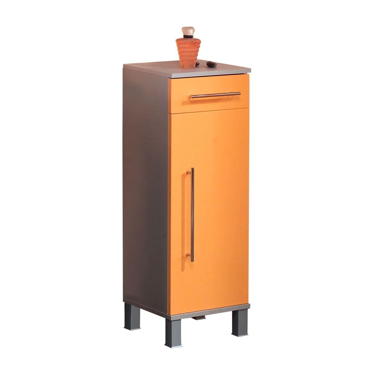 unterschrank orange hochglanz ca 32 5 x 96 x 31 5 cm porta. Black Bedroom Furniture Sets. Home Design Ideas