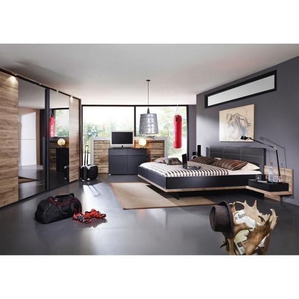 schlafzimmer in schwarz die besten 25+ schwarze schlafzimmer ideen ... - Schlafzimmer Schwarz
