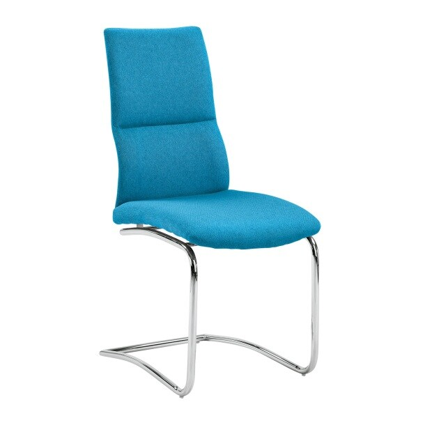 stuhl willy webstoff t rkis porta. Black Bedroom Furniture Sets. Home Design Ideas