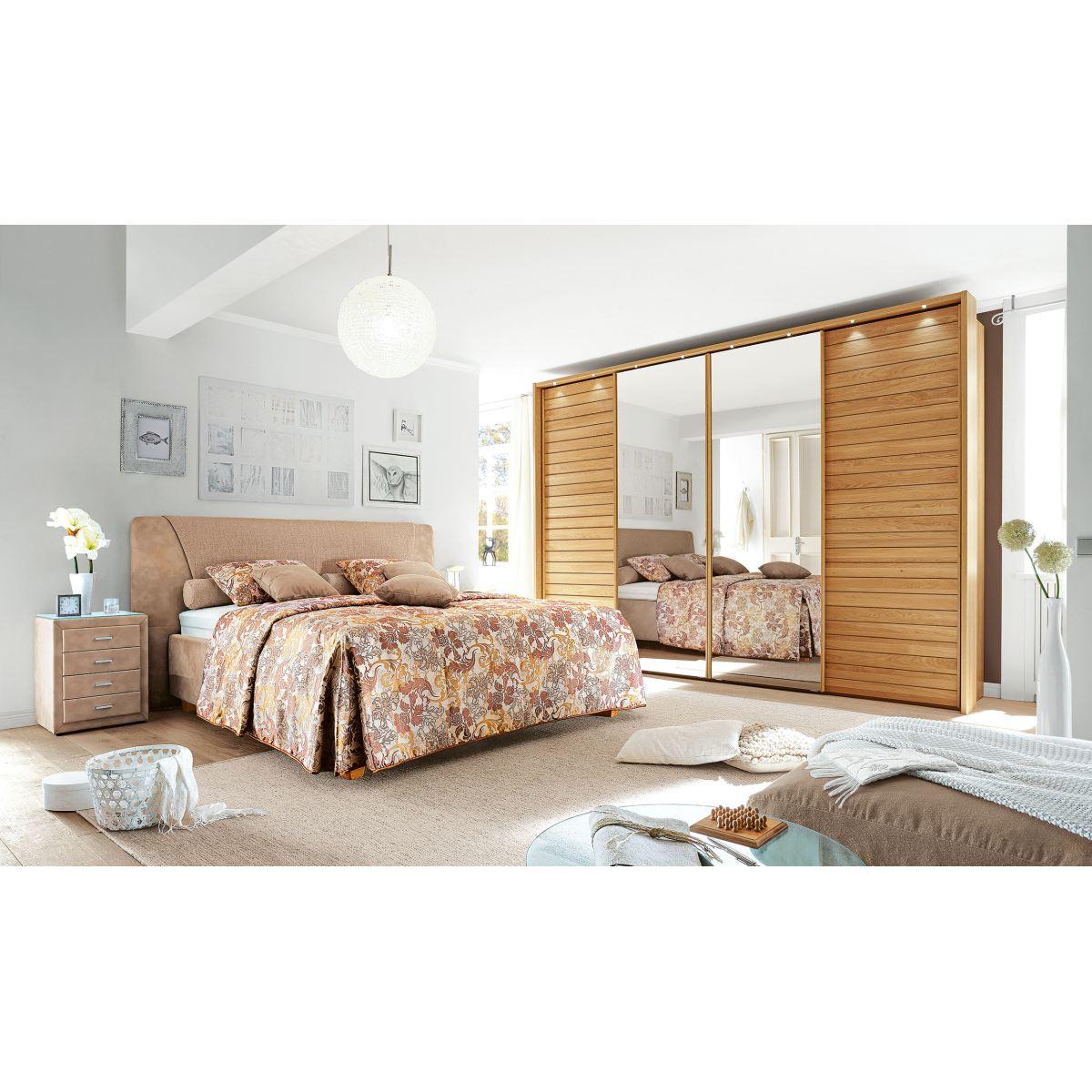 bugatti bett mit kopfteil porta porta onlineshop. Black Bedroom Furniture Sets. Home Design Ideas