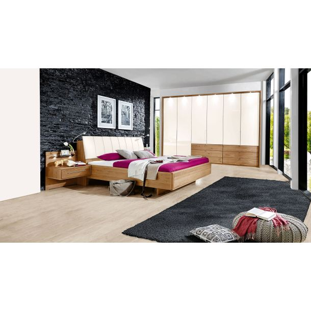 mondo nachtkonsole serena eiche teilmassiv porta null. Black Bedroom Furniture Sets. Home Design Ideas