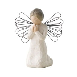 WILLOW TREE by enesco Dekofigur ENGEL DER GEBETE Angel Collection