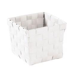 Kleine Wolke Accessoire Box BRAVA Weiß 11,5 x 10,0 x 11,5 cm