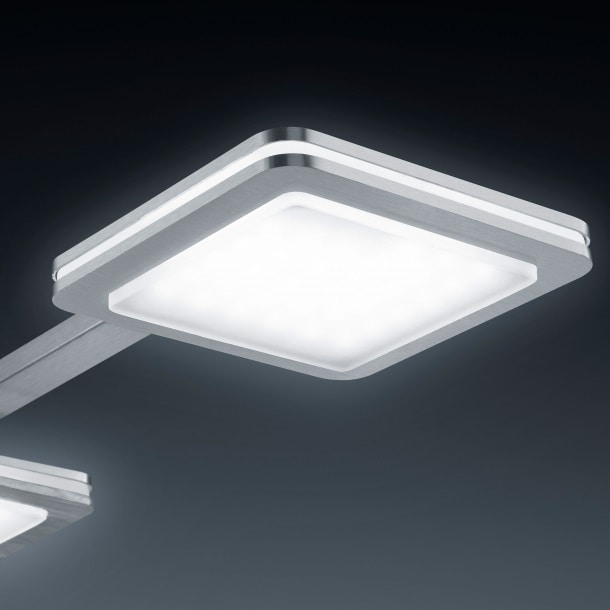BANKAMP LED Pendellampe MERCURY Lichtpanels Bild 5