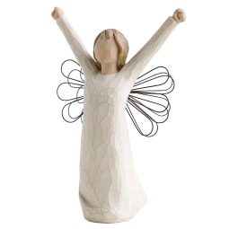 WILLOW TREE by enesco Dekofigur ENGEL DES MUTES Angel Collection