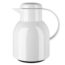 EMSA Isolierkanne SAMBA 1000 ml weiß